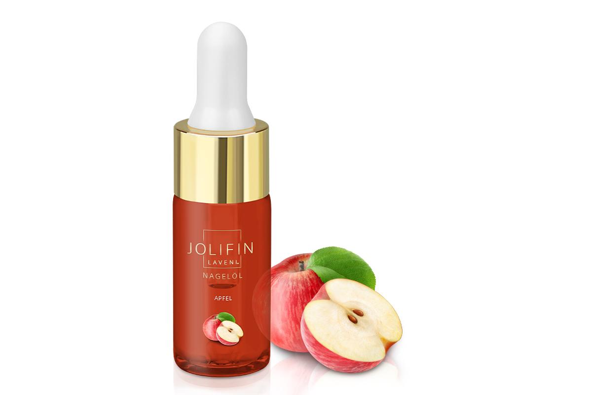 Jolifin LAVENI Nagelöl - Apfel 10ml