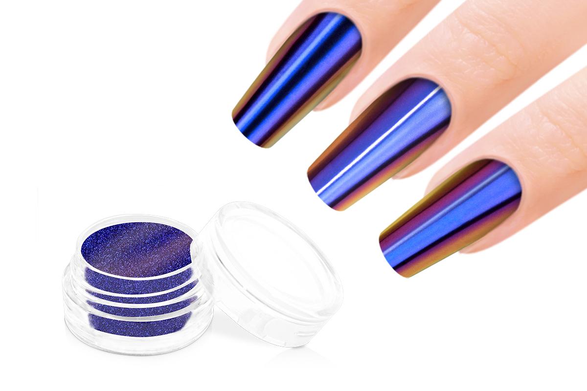 Jolifin Mirror-Chrome Pigment - FlipFlop purple & copper