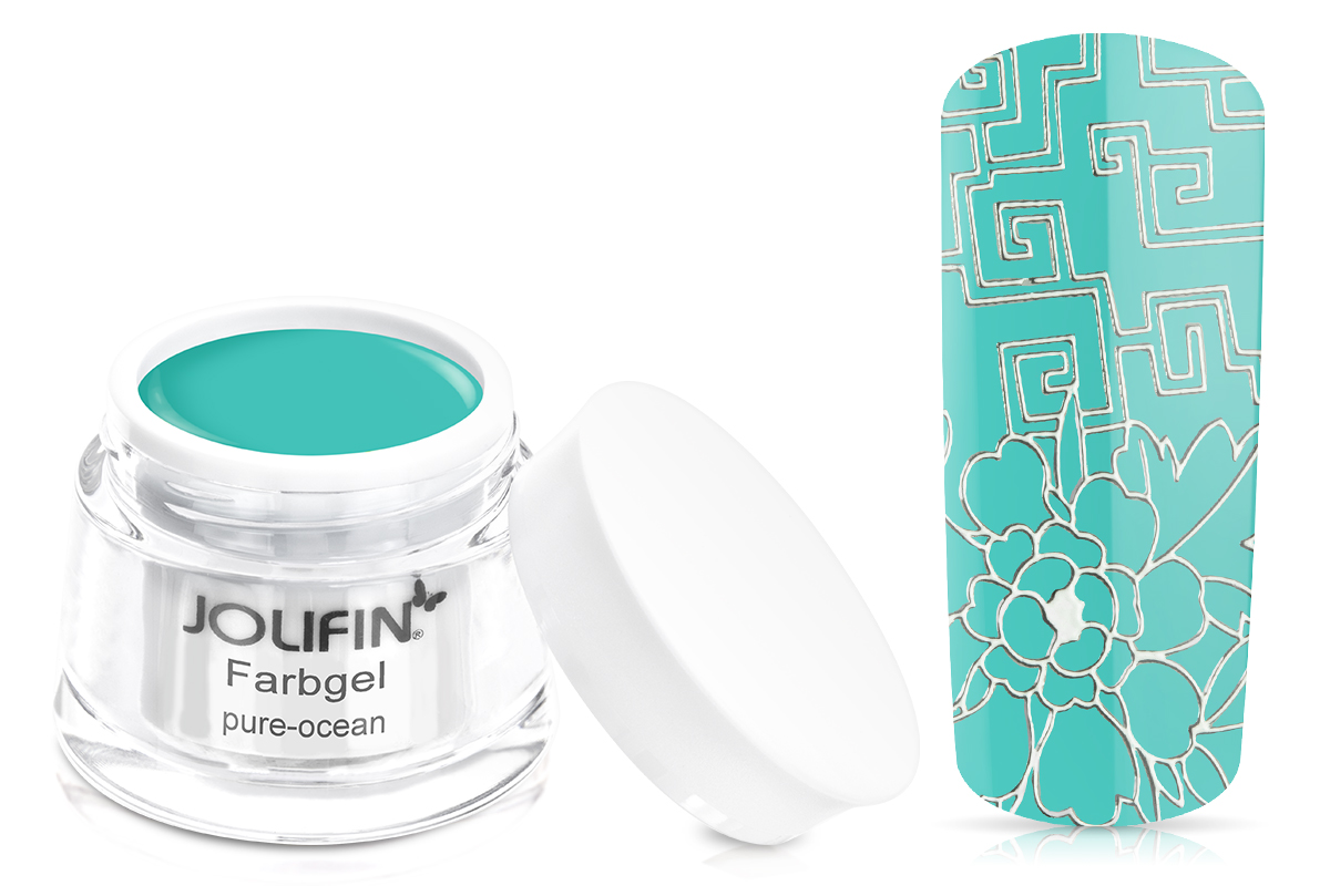 Jolifin Farbgel pure-ocean 5ml