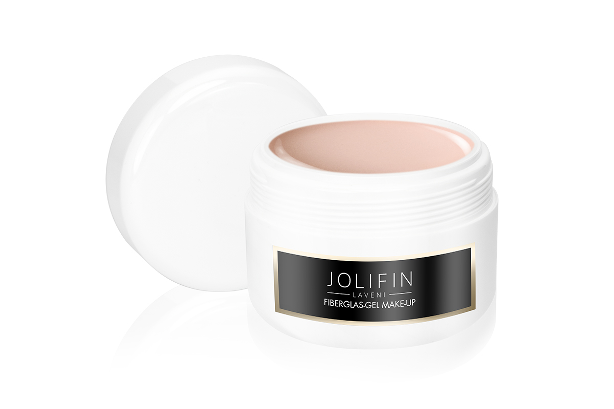 Fiberglas-Gel make-up 250ml - Jolifin LAVENI