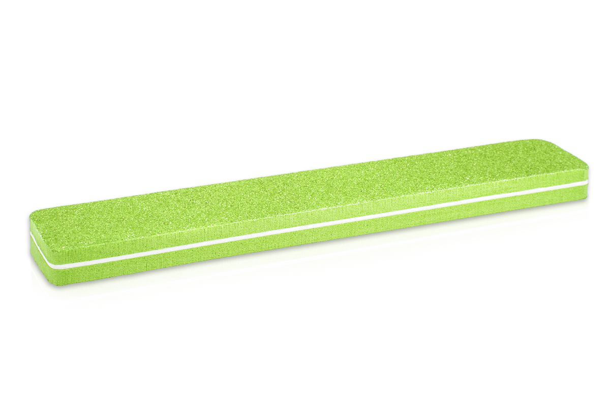 Jolifin Bufferfeile grün 180/180