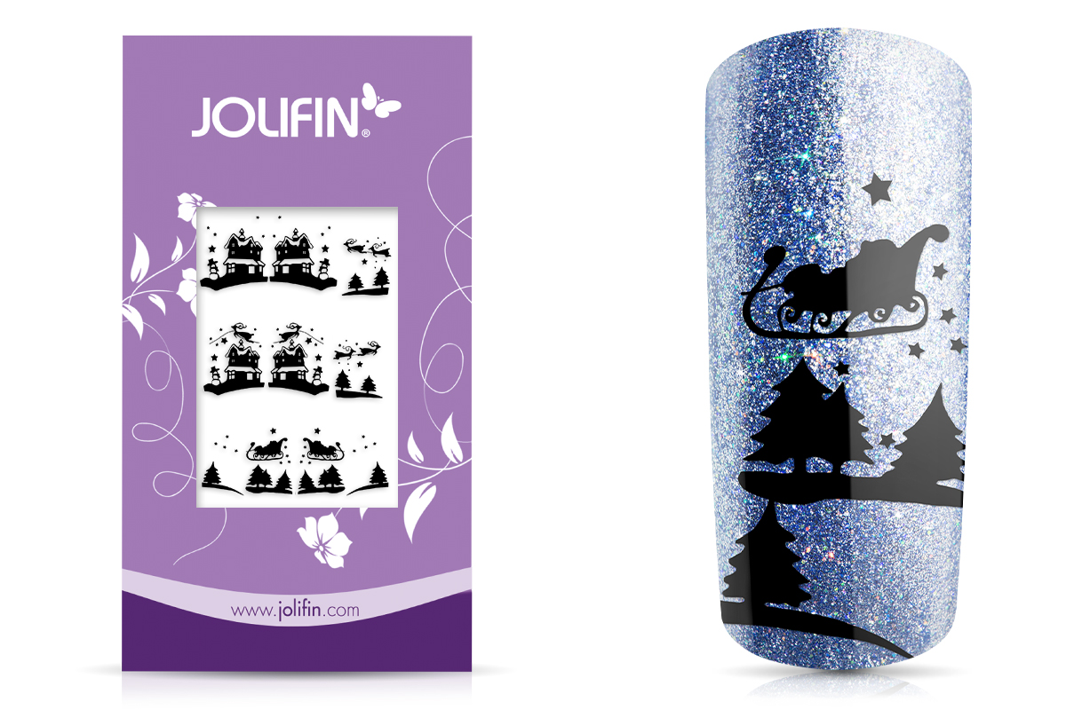 Jolifin Trend Tattoo - Christmas 5