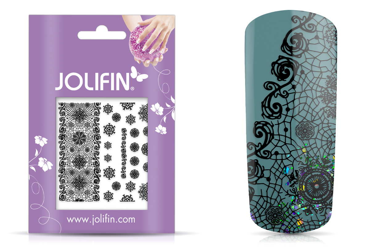 Jolifin Black Elegance Tattoo Nr. 28