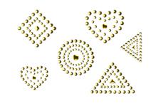 Jolifin LAVENI XL Sticker - Gold 1