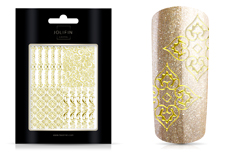 Jolifin LAVENI XL Sticker - Gold 2