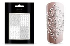 Jolifin LAVENI XL Sticker - Silver 3