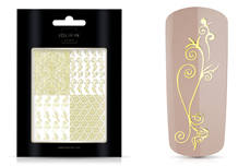 Jolifin LAVENI XL Sticker - Gold 3