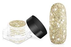 Jolifin LAVENI Crystal Glitter - prosecco