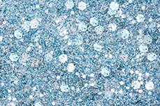 Jolifin LAVENI Crystal Glitter - türkis