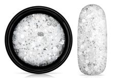 Jolifin LAVENI Crystal Glitter - white