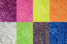 Jolifin Neon Glittermix Set