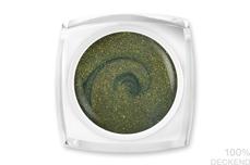 Jolifin LAVENI Farbgel - khaki Glimmer 5ml