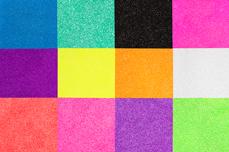 Jolifin LAVENI Candy Glitter Set - 12 tlg.