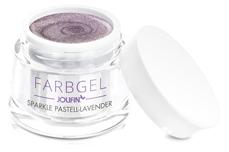 Jolifin Farbgel sparkle pastell-lavender 5ml