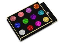 Jolifin LAVENI Glitter Set - Glossy Pailletten