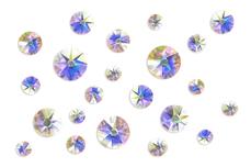 Jolifin LAVENI Strass-Display - moon irisierend