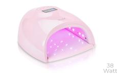 Jolifin LAVENI Dual UVA/LED Lichthärtungsgerät PLUS rosa