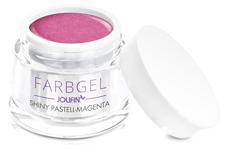 Jolifin Farbgel shiny pastell-magenta 5ml