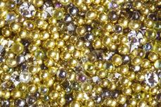Jolifin LAVENI Luxury Pearls - gold-silver