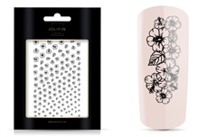 Jolifin LAVENI XL Sticker - Black 2