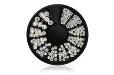Jolifin LAVENI Strass-Display - white opal