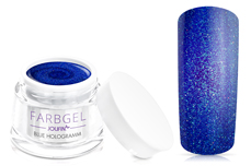 Jolifin Farbgel blue hologramm 5ml
