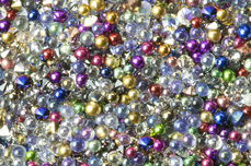 Jolifin LAVENI Luxury Pearls - multicolor
