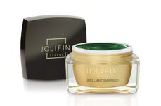 Jolifin LAVENI Farbgel - brillant smaragd 5ml