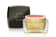 Jolifin LAVENI Farbgel - shiny coral 5ml