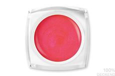 Jolifin LAVENI Farbgel - red-coral Glimmer 5ml