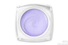 Jolifin LAVENI Farbgel - shiny pastell-lilac 5ml