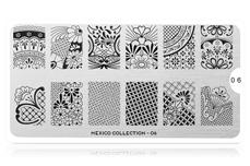 MoYou-London Schablone Mexico Collection 06