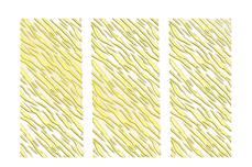 Jolifin LAVENI XL Sticker - Gold 7