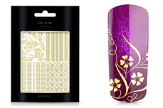 Jolifin LAVENI XL Sticker - Gold 8
