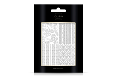 Jolifin LAVENI XL Sticker - Silber 8