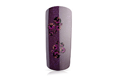 Jolifin LAVENI Strass-Display - berry
