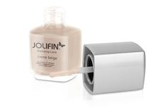 Jolifin Stamping-Lack - creme beige 12ml