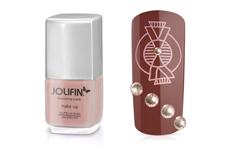 Jolifin Stamping-Lack - make-up 12ml