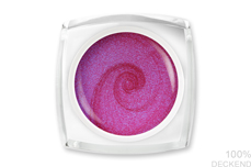 Jolifin LAVENI Farbgel - fuchsia Glimmer 5ml