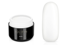 Jolifin LAVENI Farbgel - white 5ml