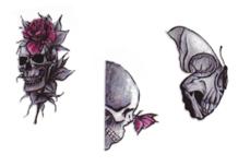 Jolifin Trend Tattoo Nr. 54