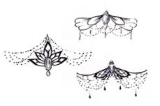 Jolifin Trend Tattoo Nr. 55
