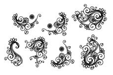 Jolifin Black Elegance Tattoo 32