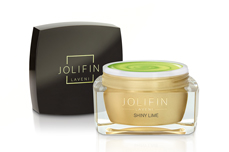 Jolifin LAVENI Farbgel - shiny lime 5ml