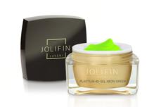 Jolifin LAVENI Plastilin 4D-Gel - neon-green