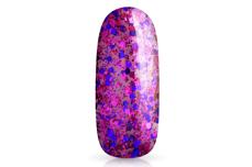 Jolifin LAVENI Farbgel - purple-magenta Glitter 5ml