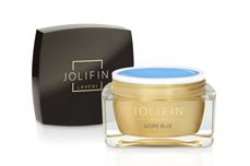 Jolifin LAVENI Farbgel - azure blue 5ml