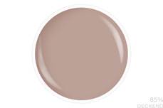 Jolifin LAVENI Shellac - nude-brown 12ml