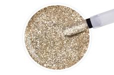 Jolifin LAVENI Shellac - champagne Glitter 12ml