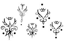 Jolifin Trend Tattoo Nr. 61